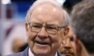 Warren Buffett: 'For 240 years it's been a terrible mistake to bet against America, and now is no time to start.'