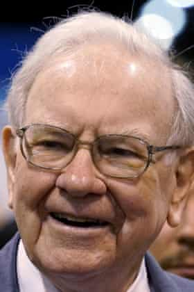 Billionaire Warren Buffett: taxed at a lower rate than his secretary