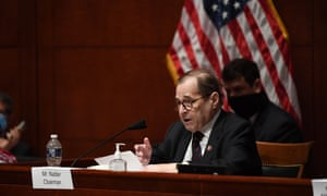 Jerry Nadler, the House judiciary committee chair.
