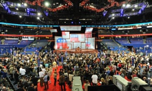 The Republican convention in Cleveland this July may be very different from, and much more contentious than, the 2012 edition in Tampa.