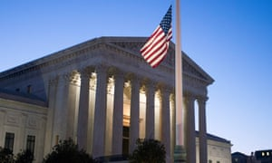 The court is evenly divided between four conservative justices and four liberals following the death of conservative Antonin Scalia.