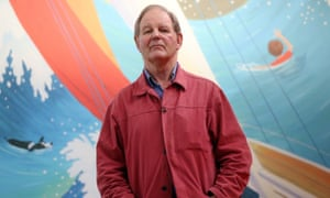 Michael Morpurgo, writing in this week's Spectator, says he was treated at the Royal Marsden.