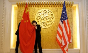 The US has been ramping up pressure on China since the coronavirus pandemic began.