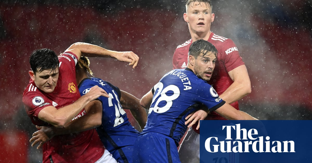 Chelsea dig in to foil Manchester United in a game that felt out of time | Jonathan Wilson
