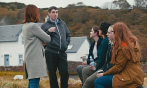 Young people in North Ayrshire