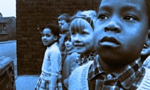 Angry and poetic … the Black Audio Film Collective's 1986 work Handsworth Songs.
