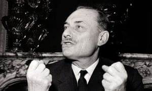 The row comes as the BBC faces strong criticism over plans to broadcast Enoch Powell's 'rivers of blood' speech.