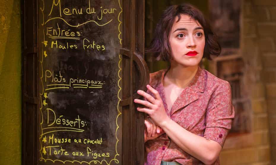 Audrey Brisson in Amélie the Musical