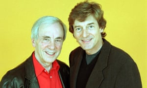Andrew Sachs and Nigel Havers
