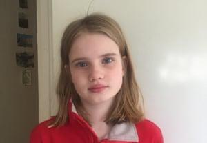 Hebe, 11, Bromley