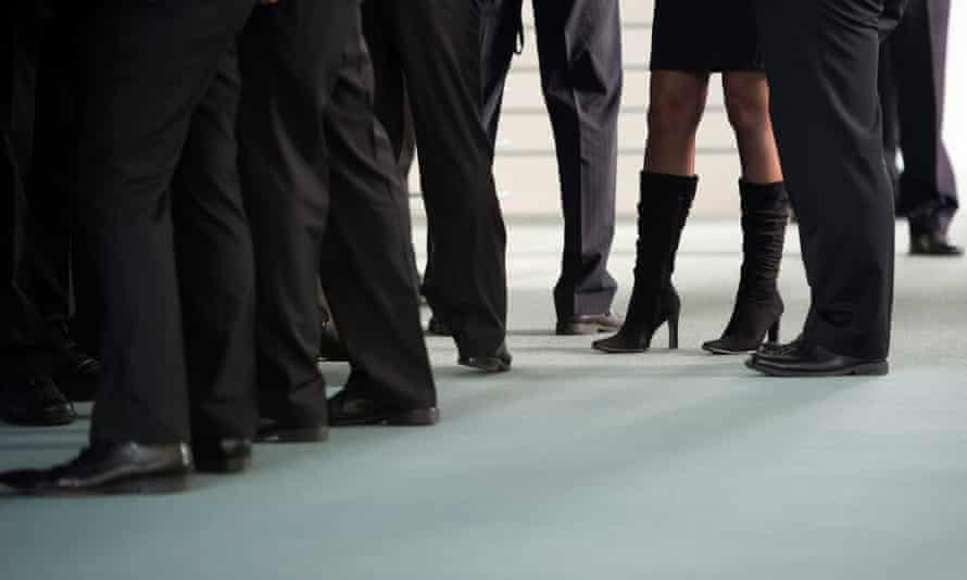 The number of women in non-executive positions has increased