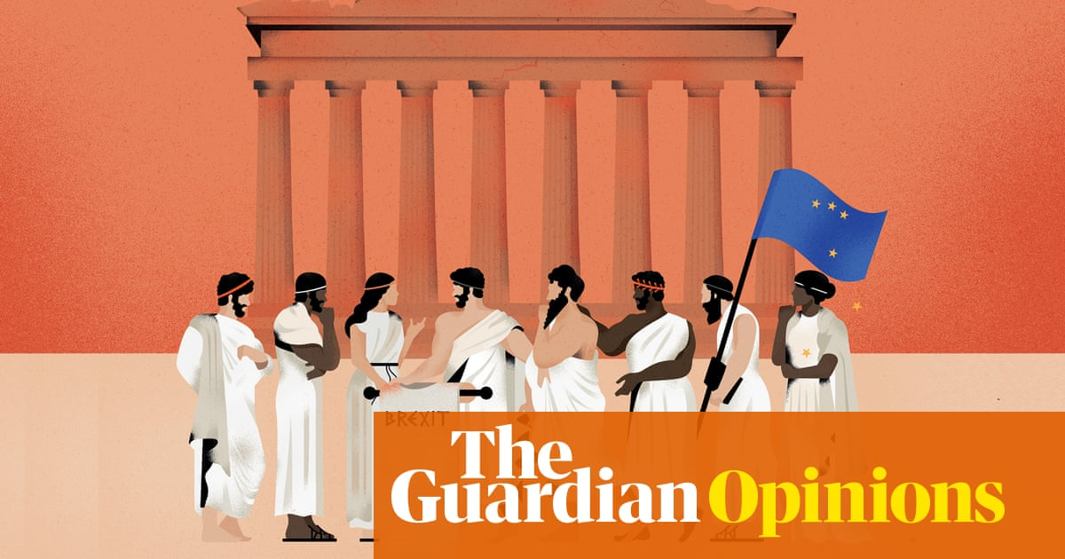 How can we break the Brexit deadlock? Ask ancient Athens | James Bridle | Opinion | The Guardian