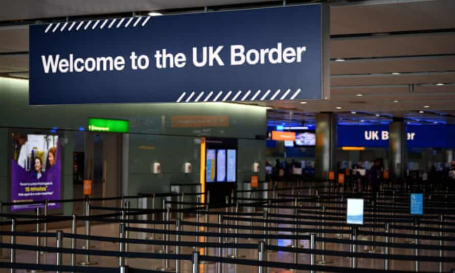 The UK is set to introduce its most restrictive measures at the border to date as many other countries ease theirs.