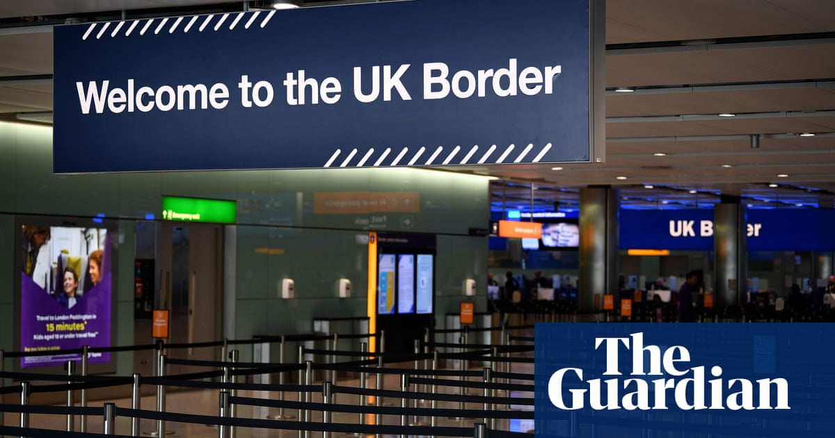 Travellers on UK border controls: 'I've noticed a change of attitude'