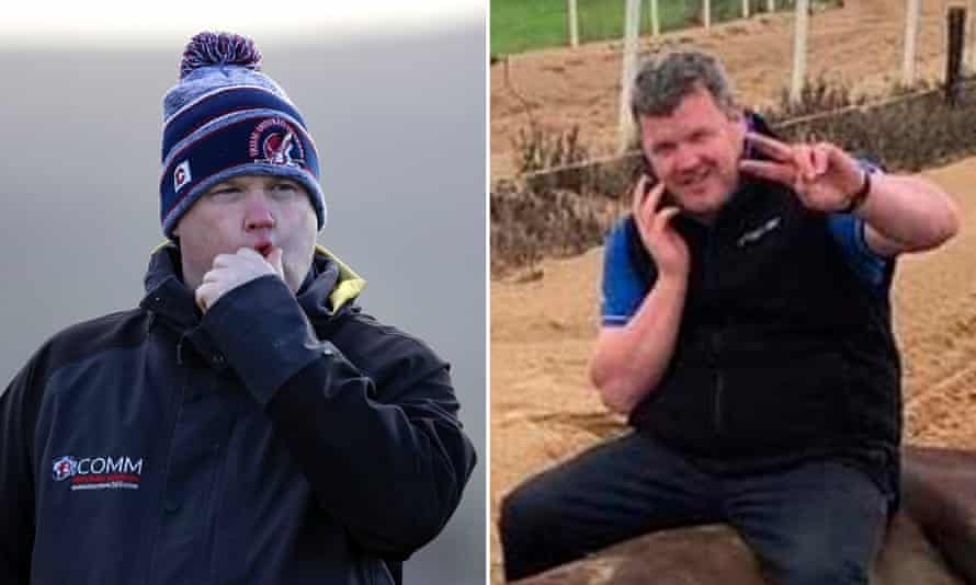 Gordon Elliott and the photo of the trainer sitting on a dead horse making a phone call that circulated on social media