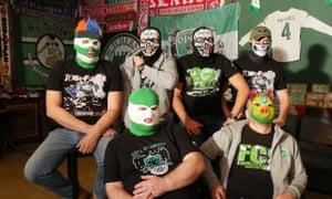 Balaclava or bust … This World: Russia's Hooligan Army.