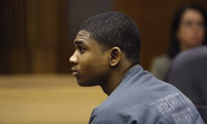 Davontae Sanford in court in 2010. Only two weeks after Sanford was sent to prison in 2007, Vincent Smothers, a self-described hitman, confessed to police that he orchestrated and committed the murders.
