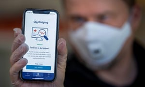 The Smittestopp app was being used by only 600,000 of Norway's population of 4.5 million.