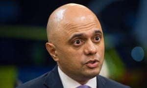 Home secretary Sajid Javid has spoken out about knife crime and delinquency, saying 'it could have been me'