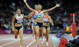 Jessica Ennis-Hill won gold at London 2012 despite the pressure of being a poster-child of a home Games, Sebastian Coe said.