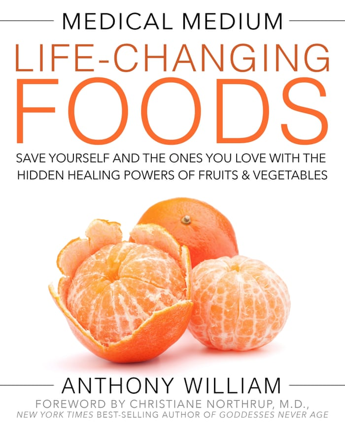 Medical Medium: Life-Changing Foods by Anthony William – digested