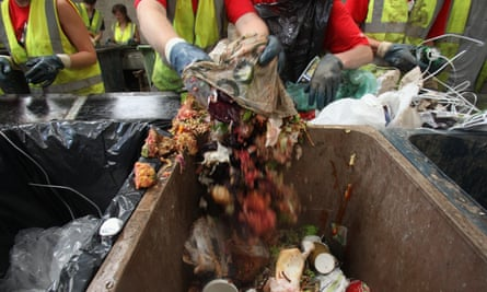 Food waste in landfills contributes to methane gas production, and just 15% of trashed food in the US would feed 25 million Americans annually