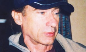 Geoff Gilbertson said he had come under sustained psychic attack after writing the book The Dark Gods
