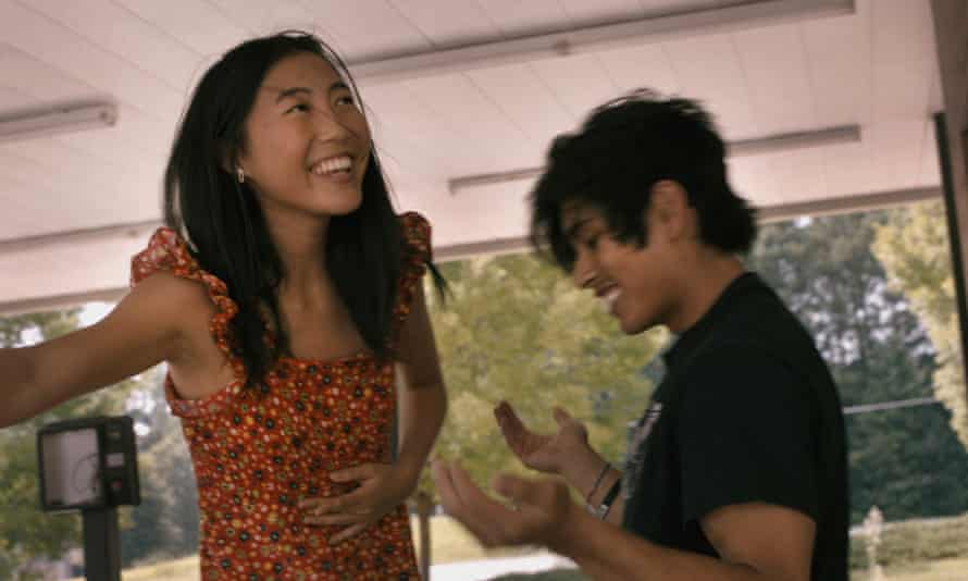 Young guns … Shirley Chen and Jose Angeles in Beast Beast.