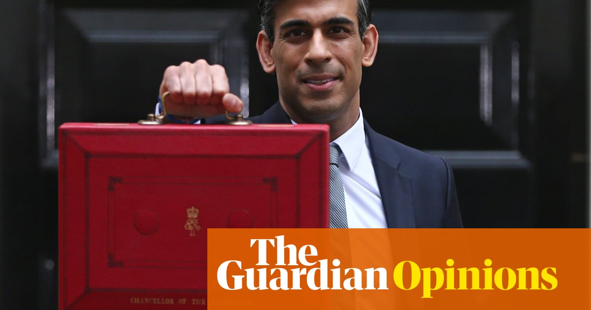 The Guardian view on Rishi Sunak's budget: more politics than economics