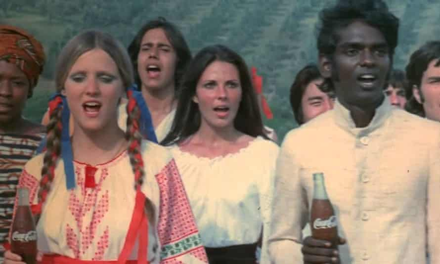 Coca-Cola's 1971 ad, I'd like to buy the world a Coke, is perhaps the most famous use of activism in advertising history.