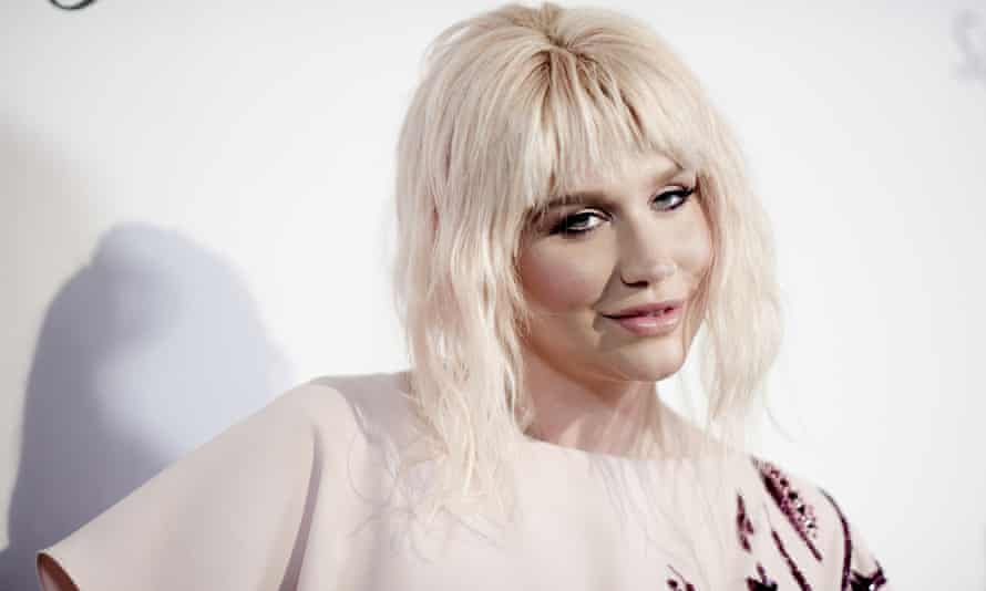 'I just wanted to make clear that this performance was about honouring one of my favourite songwriters of all time,' said Kesha, who was due to perform a Bob Dylan song.