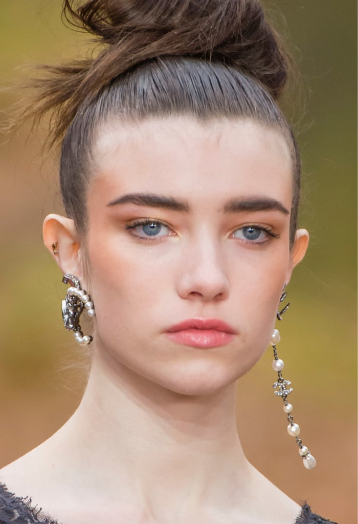 1e486ca768a0b5 Let it hang: this is the era of awesome earring s | Fashion | The Guardian