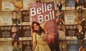 Belle of the Ball card game