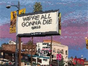 We're all gonna die by Michelle Hamer (2013)
