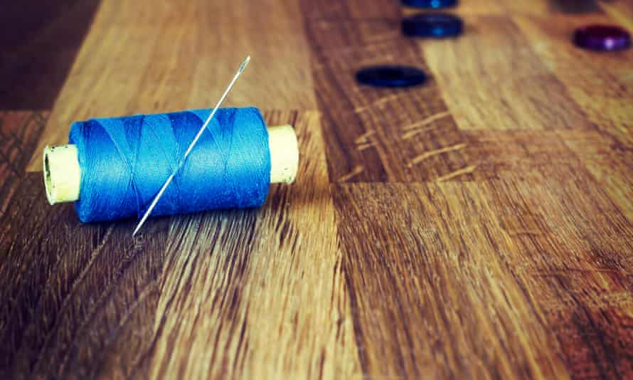 Sewing tools. Tell us about you craft hits and misses during the pandemic.