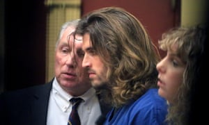 Alec Cook, 20, appears in Dane County circuit court in Madison, Wisconsin, with his attorneys on Thursday.