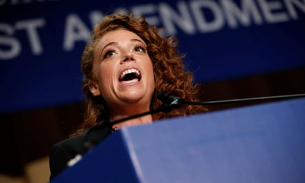 Michelle Wolf at the White House correspondents'  dinner