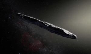 One of the most exciting space stories this year was the detection of a mysterious object detected hurtling past our sun, which was confirmed to be an asteroid visitor from another solar system. Named 'Oumuamua, it was even examined for evidence of alien technology.