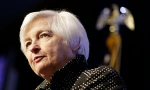 Federal Reserve chair Janet Yellen widely expected to announce US rate rise on Wednesday.