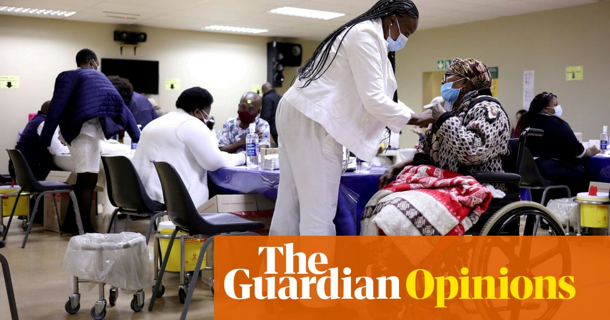 Monopolies on Covid vaccines are killing people in poorer countries