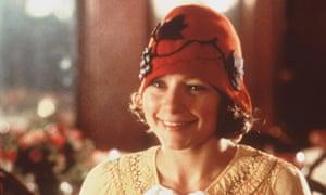 Samantha Morton in 1999 comedy Sweet and Lowdown.
