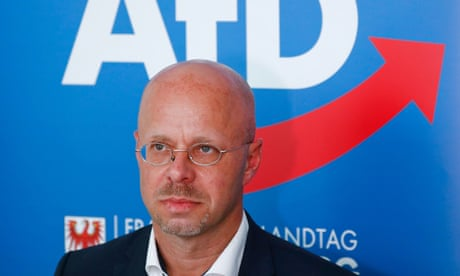 Germany's AfD thrown into turmoil by former neo-Nazi's expulsion