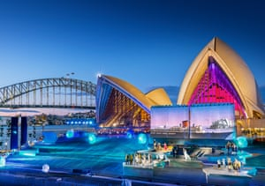 The Eighth Wonder, an Australian opera sung in English about the Sydney Opera House, which was performed there as a 'silent opera' in October and November.