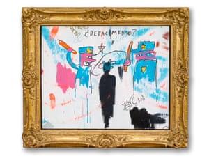 Jean-Michel Basquiat – Defacement (The Death of Michael Stewart), 1983.