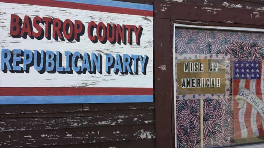 Bastrop County Republican Party.