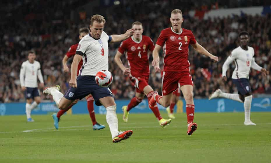 Harry Kane had a night to forget against Hungary and was taken off with 14 minutes left.