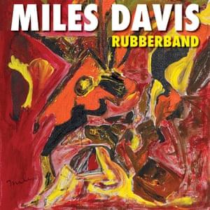 Miles Davis: Rubberband album art work