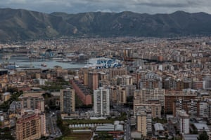 A view of Palermo