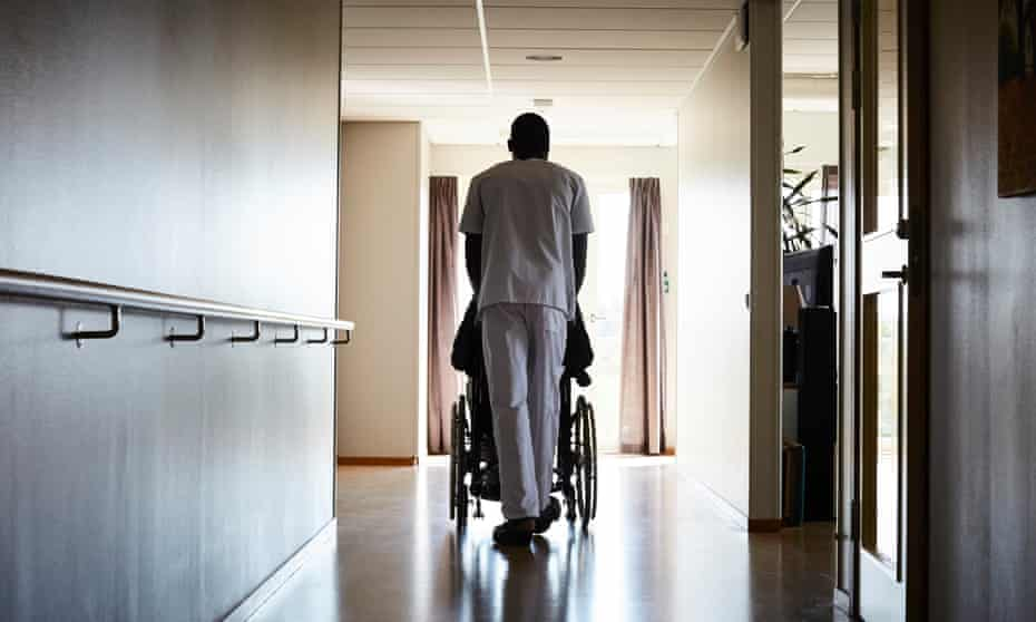 The Brexit vote led to a dramatic shortage of care workers and nurses from the EU.