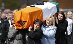 Coffin of Gerard Davison